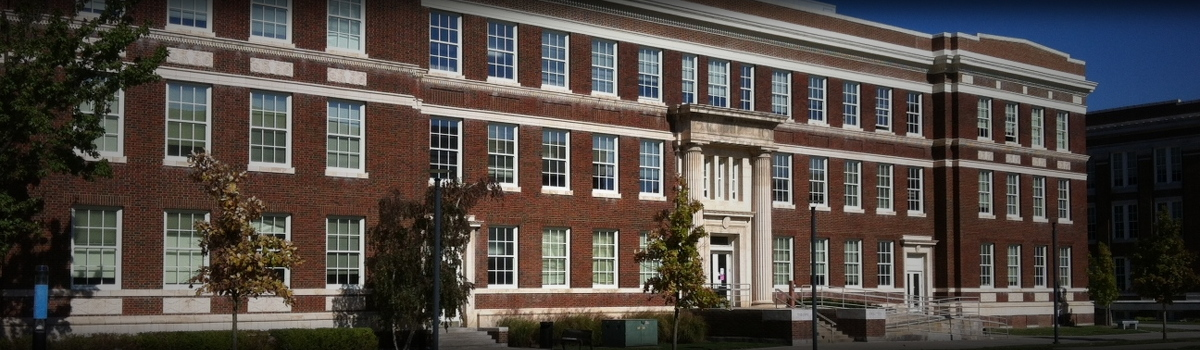 Photo of Old Chemistry building